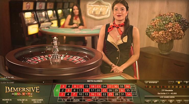 frans immersive roulette foto