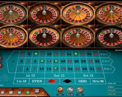 Multi wheel Roulette: uitleg en spelen