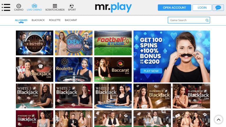 Mr Play Screenshot 3