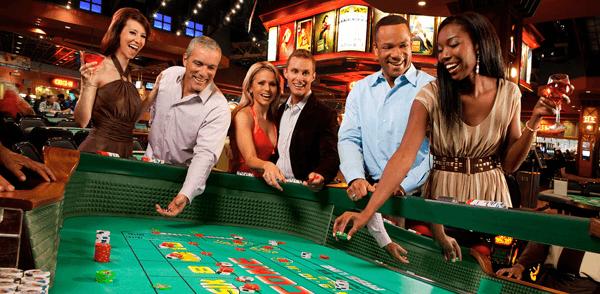 CasinoScout Craps Gooien