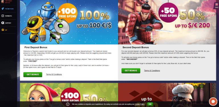 PlayAmo Screenshot 3