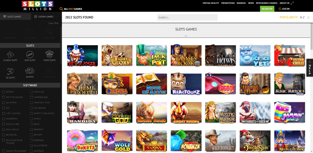 Slots Million Screenshot 2