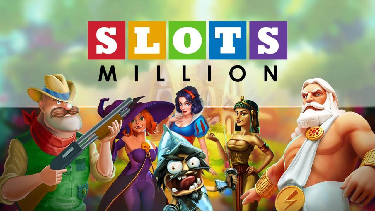 Speel Vikings Slot nu met 50 Gratis Spins via SlotsMillion Casino
