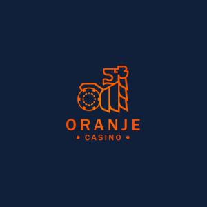 Oranje Casino achtergrond