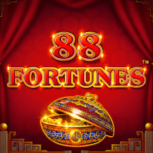 88 Fortunes logo review