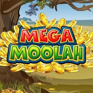 Mega Moolah logo review
