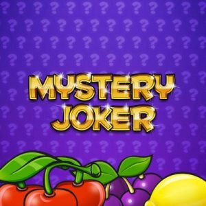 Mystery Joker logo review