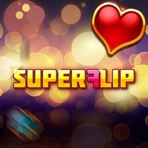 Super Flip logo achtergrond