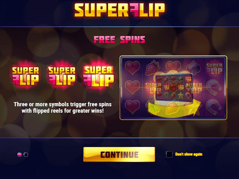 Super Flip Review