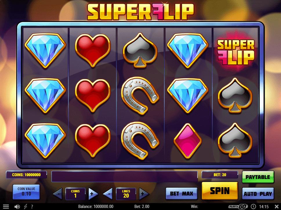 Super Flip Gratis Spins