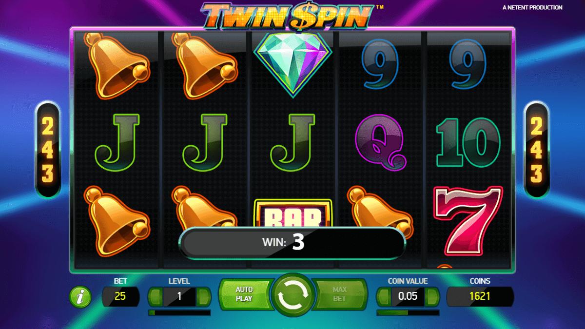 Twin Spin Gratis Spins