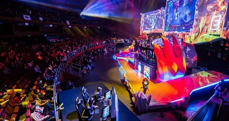 eSports CasinoSCout Arena