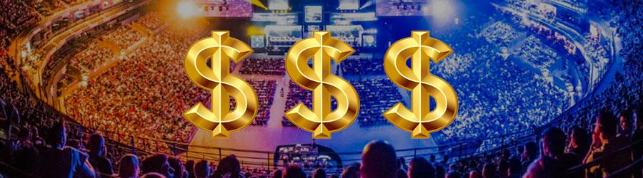 De opkomst van gokken op eSports