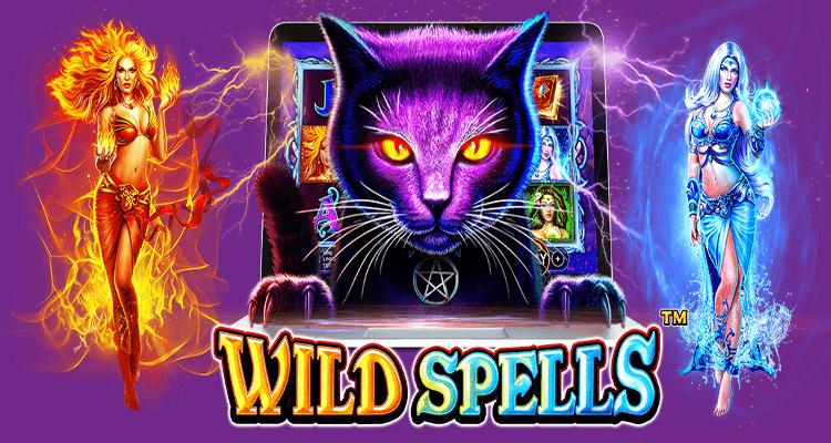 wild spells image graphic
