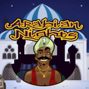 Arabian Nights logo review