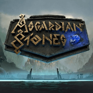 Asgardian Stones side logo review