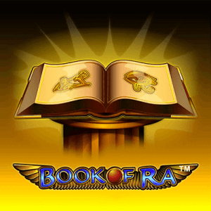 Book Of Ra logo achtergrond