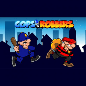 Cops n Robbers logo review