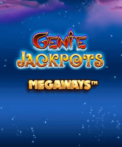 Genie Jackpot Megaways side logo review
