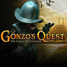 Gonzo's Quest logo review