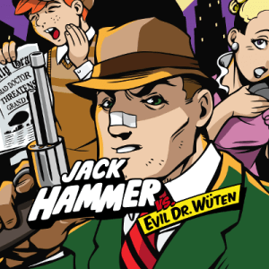 Jack Hammer logo review