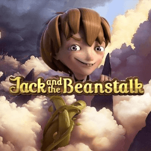 Jack and the Beanstalk logo achtergrond