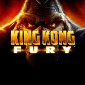King Kong Fury logo review