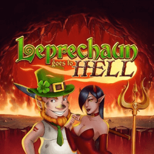 Leprechaun Goes to Hell logo review