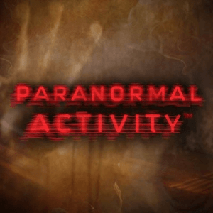 Paranormal Activity logo review