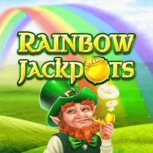 Rainbow Jackpots side logo review