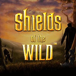Shields Of The Wild logo achtergrond