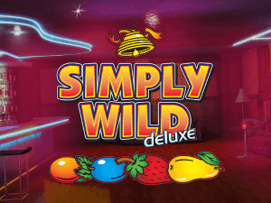 Simply Wild Deluxe logo achtergrond