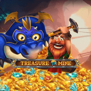 Treasure Mine side logo review