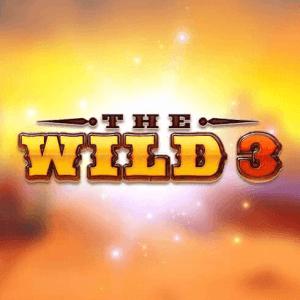 The Wild 3 logo achtergrond