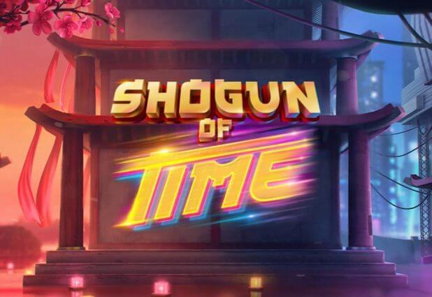 Microgaming's Shogun of Time gaat eindelijke live!