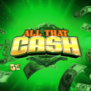 All That Cash logo achtergrond