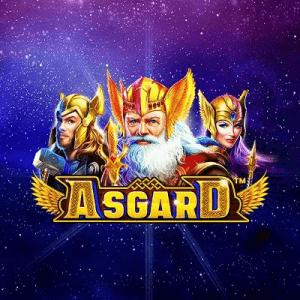 Asgard logo achtergrond