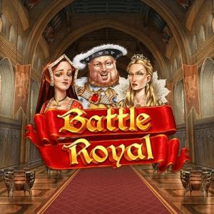 Battle Royal logo achtergrond