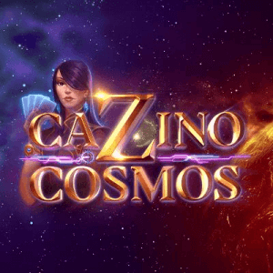 Cazino Cosmos logo review