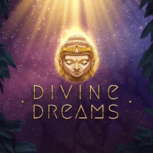 Divine Dreams logo achtergrond