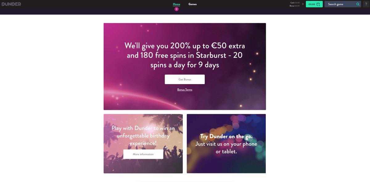 Dunder Screenshot 1