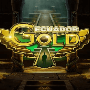 Ecuador Gold logo achtergrond