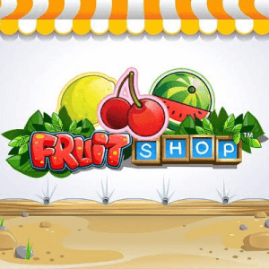 Fruit Shop logo review