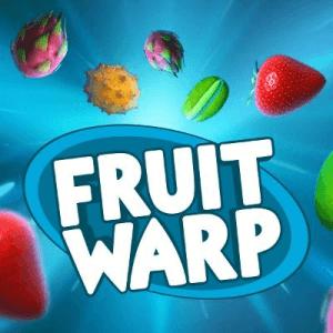 Fruit Warp logo achtergrond
