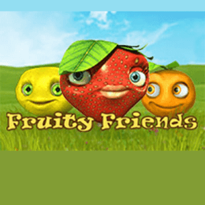 Fruity Friends logo review
