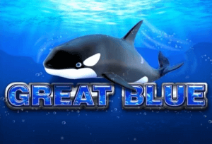 Great Blue logo review