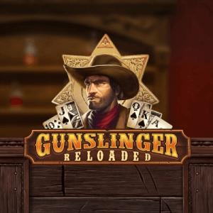 Gunslinger Reloaded logo achtergrond