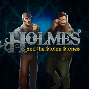 Holmes and the Stolen Stones logo review