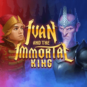 Ivan and the Immortal King logo achtergrond