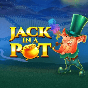Jack in a Pot logo achtergrond